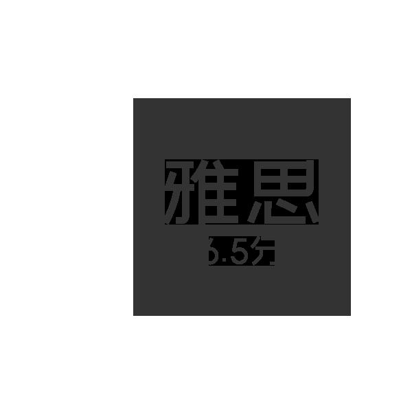 雅思6.5分 1对1课程【160课时】