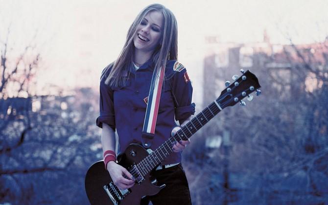 英文歌曲《I Always Get What I Want》(我总是得到我想要的)中文歌词-艾薇儿Avril